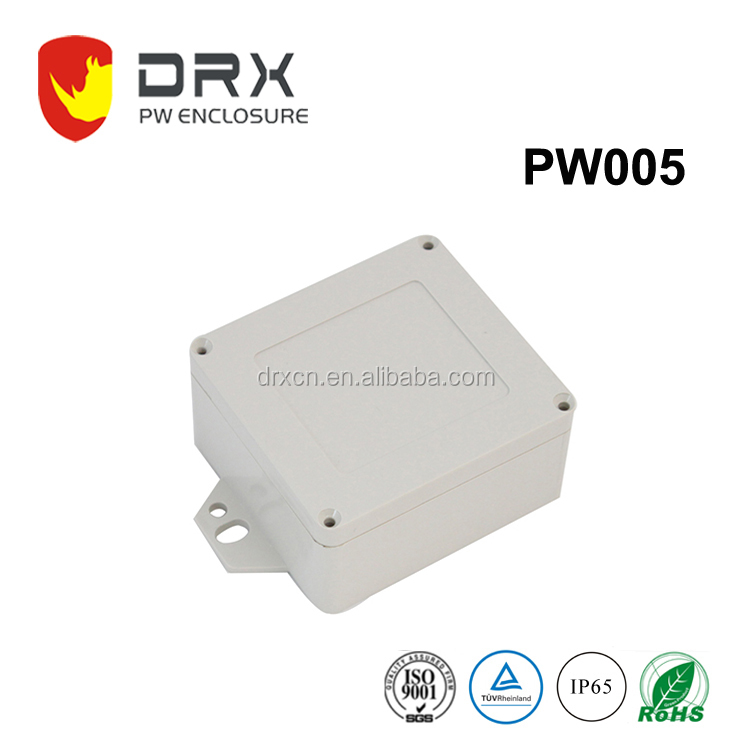 Multifunction Wall Mounting Enclosure Box Small Electronic Plastic Enclosures