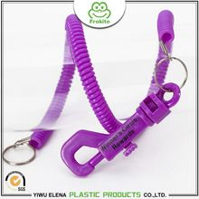 Latest arrival user-friendly pragmatic spiral elastic cord