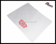 Reuseable silver polishing cleaning cloth for jewelry
