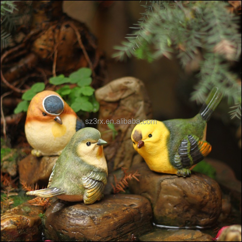 Funny epoxy Resin bird Toy, custom made epoxy Resin, high quality epoxy Resin bird Toy