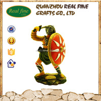 Gifts & Crafts resin craft figurine roman soldier