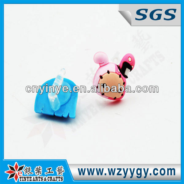 2013 NEW fashion cute phone dust plug price
