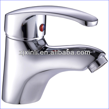 High Quality Best Sell Series Polish and Chrome Finish Brass Faucet