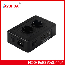 Wholesale Good Quality Electric 2 Gang Power Outlet Dongguan Supplier