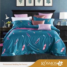 3pcs kosmos home luxury cotton comforter king size duvet cover set