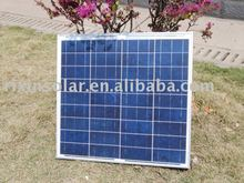 12V 50W Polycrystalline Silicon solar panel price