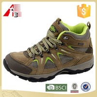 High quality genuine leather women climbing shoes on sell