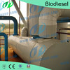 2015 New design biodiesel processing equipment for high acid value waste oil to biodiesel