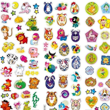 Wholesale High Quality Puffy Kawaii Sticker
