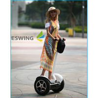 Big Factory!ESWING ES1349X two wheels e scooter wholesale Electric Scooter With Portable Battery