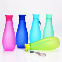 Fashion bpa free water mojito wine bottle