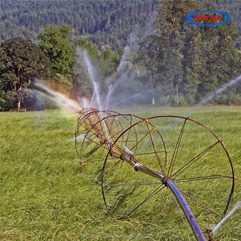 VODAR Wheel Line Irrigation System