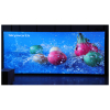 New design rental outdoor led display screen full color p5 p6 , outdoor Floor Standing Rotate LED advertising sign panel