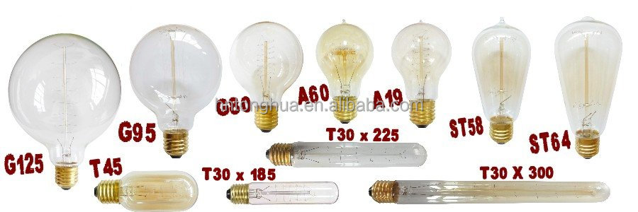 Vintage Style Industrial lamp guard cage , Ihanging edison bulb ...
