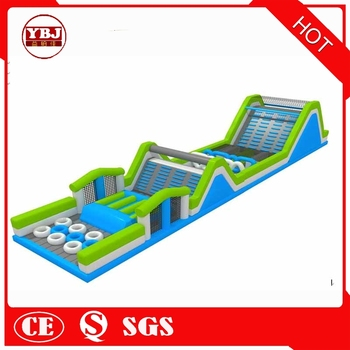 High quality low cheap price inflatable obstacle sport