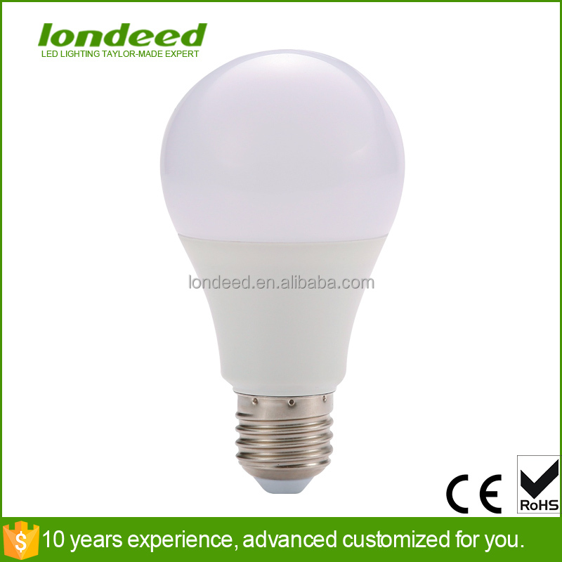 475 Luminous ETL Approved Recessed LED Light 5w 7w 9w 12w Optional E27 Cheap high temperature resistant led light bulb