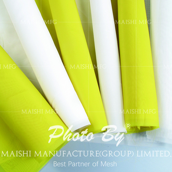 low elongation monofilament printing mesh