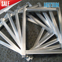 aluminum groove screen frame for screen printing