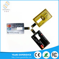 Cheap Bulk Business Card Usb Flash Drive accept OEM
