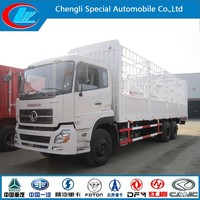 Cargo van truck china made truck van carrying cargo container body trucks