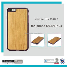 Mobile accessories wood Case for iphone 6 6s 6 plus, cover for apple mobile phone, For iphone 6 6s 6 plus wood case