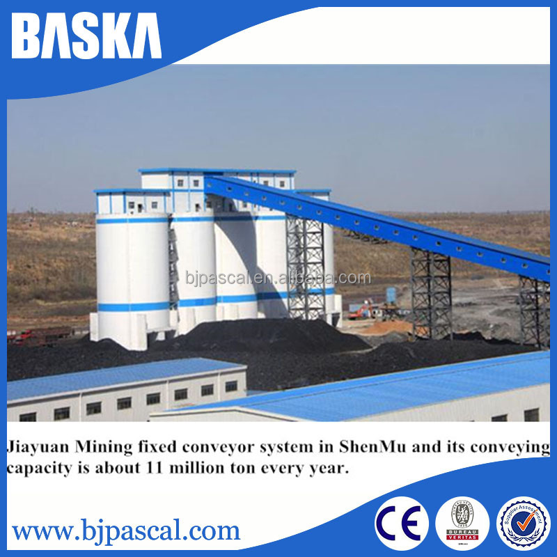 High Quality Large Conveying Capacity white food grade conveyor belt