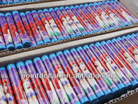 Children crayons oil pastel manufacturer, beautiful Disney design