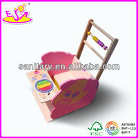 2015 wooden children toy wooden wagon WJ278551