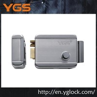 Electric remote control security internal door lock parts
