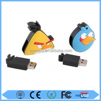 Hot selling products in alibaba custom design firebird usb flash drive