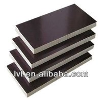 wooden formwork /film faced plywood made in China 1.22*2.44*4-30mm
