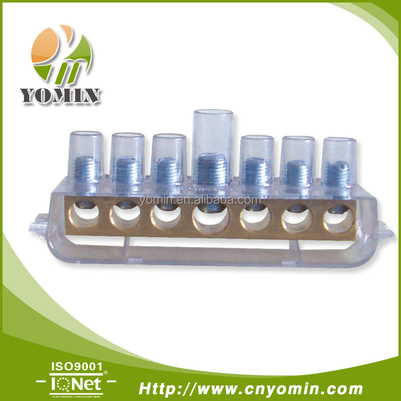 Copper Connecting Terminal Block /Copper Neutral Links