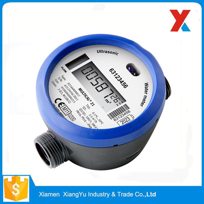 Accurate Blue Household Plastic Water Meter Injection Mould