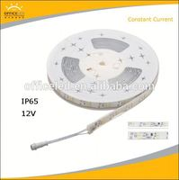 Waterproof flexible LED Strips SMD 5050 Blue 60leds Smart Lighting CE&RoHS 5050 smd led strip soldering