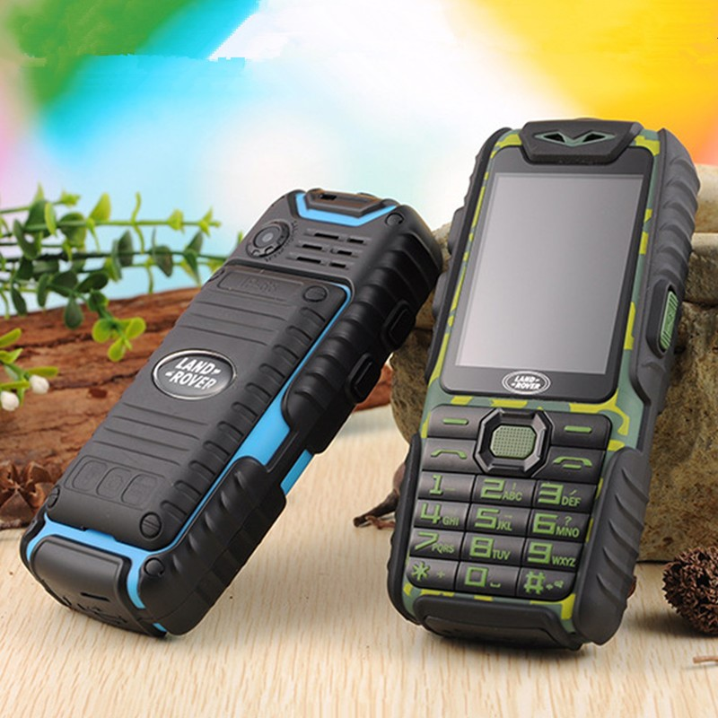 low price china mobile phone Dual card Shockproof Old man cell phone Bank power Flashlight Multi-function mobile phones
