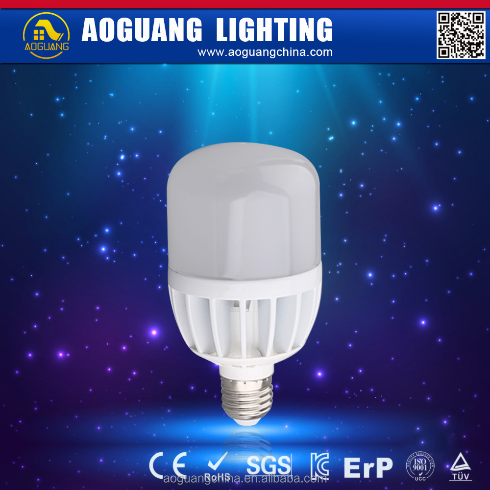 New Products Plain Warm White A80 Aluminum body + PC Cover led bulb in china