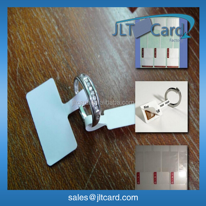 Customized HF Jewelry Tag for Stock Management