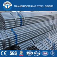 Trade Assurance Supplier hot dip galvanized steel pipe