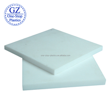 High Quality And Reasonable Price Food Grade Plastic Virgin White Ptfe/Teflon Sheet/plate