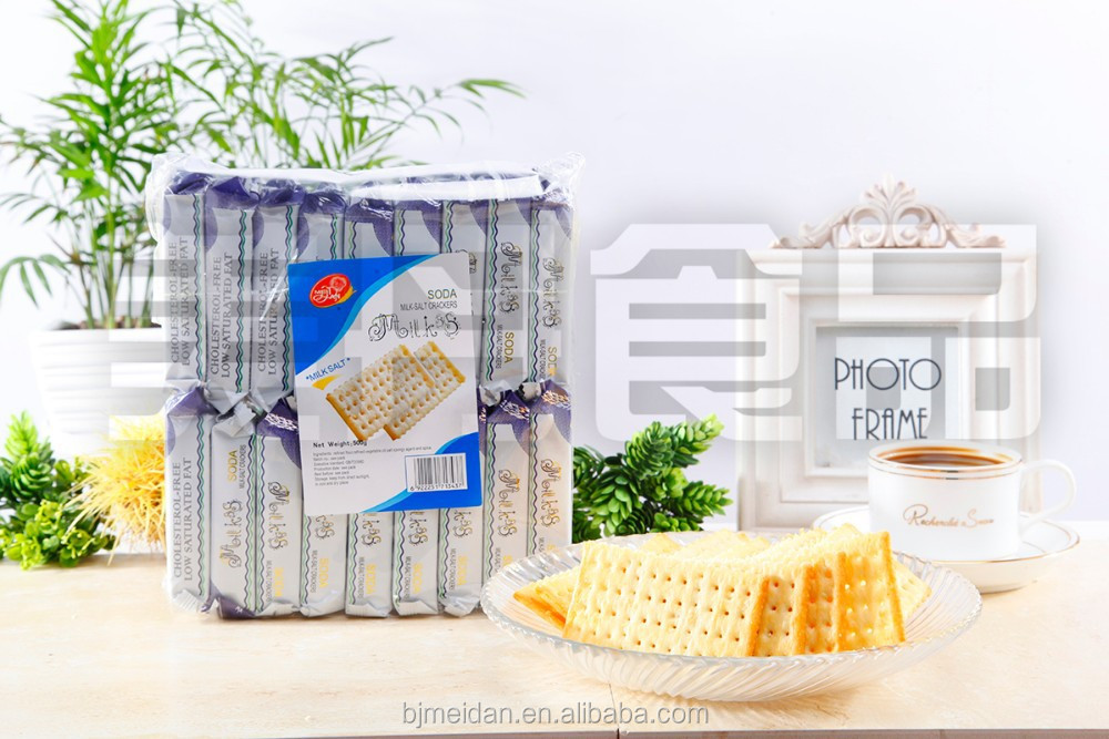500g Economic package Soda Cracker
