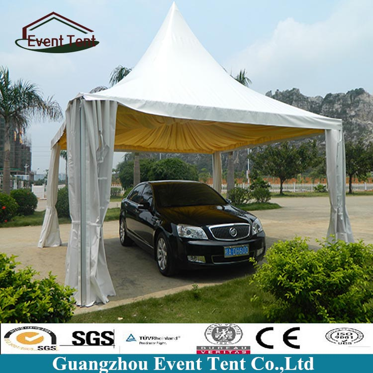 Factory Direct Sales 6x6 Waterproof Sunshade Car Parking Tents For Sale