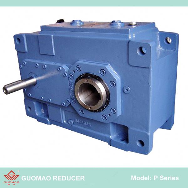 B series zero backlash bevel helical gearbox