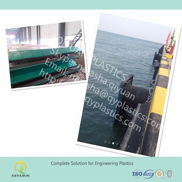 uhmwpe marine fender panel/plastic sheet/UHMWPE Corner Safety Pad