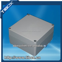 China new type aluminium extrusion box OEM, UL, CE&RoHS