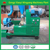 ISO 9001 Energy Saved Sawdust Briquette Machine/rice husk biomass briquette charcoal making machinery