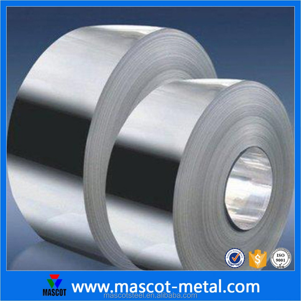 High carbon bearing cold rolled steel SUS440C