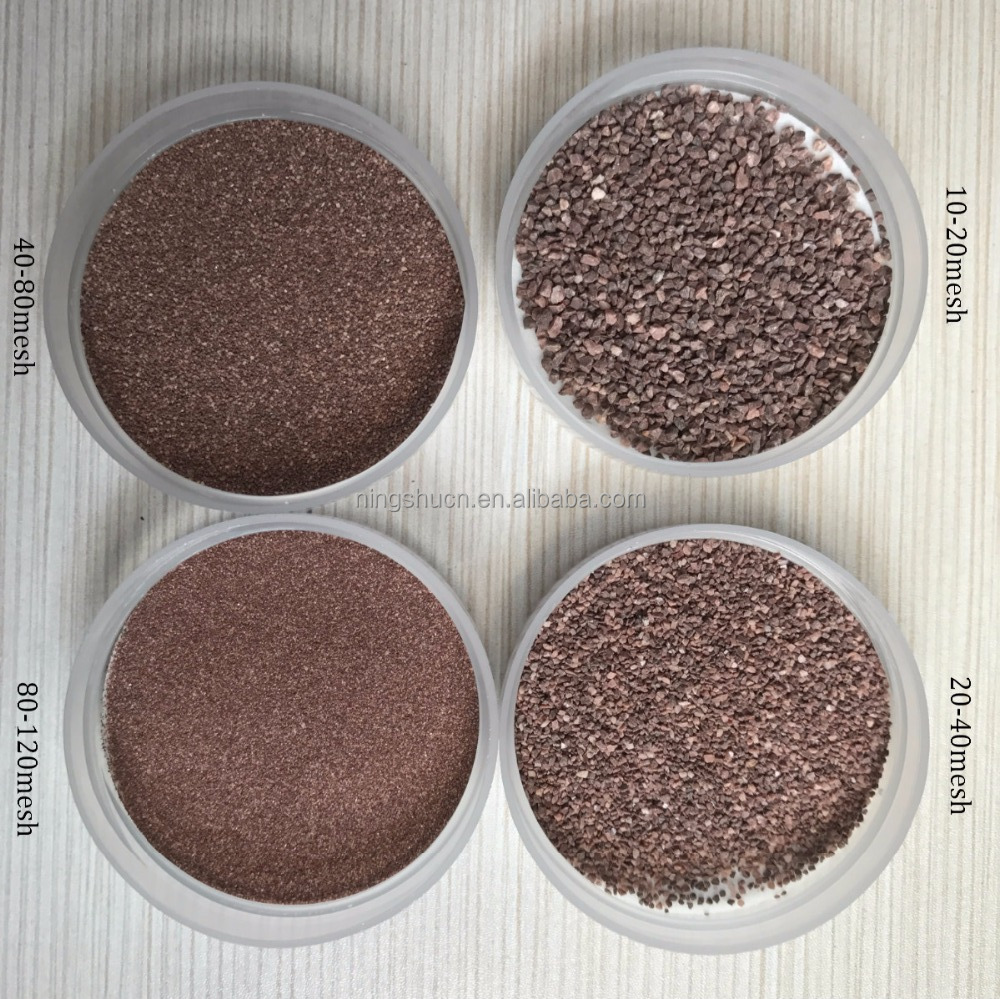 Medium Fineness natural color gravel aggregate sand for Architectural Decoration and Construction