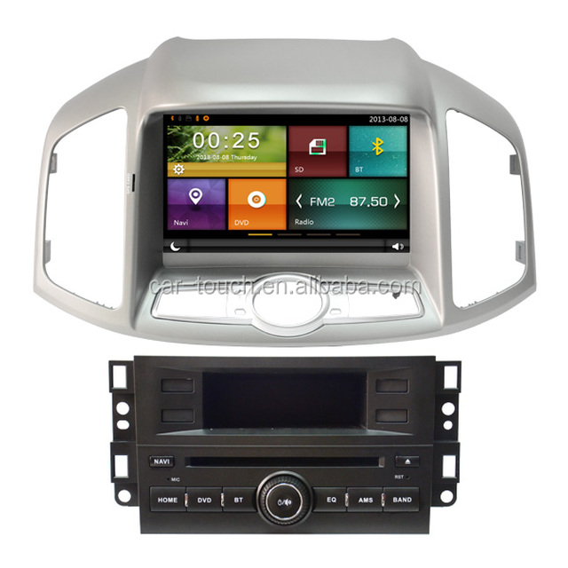 8inch Double Din Car Stereo GPS DVD player Car Multimedia Navigation Sat Nav