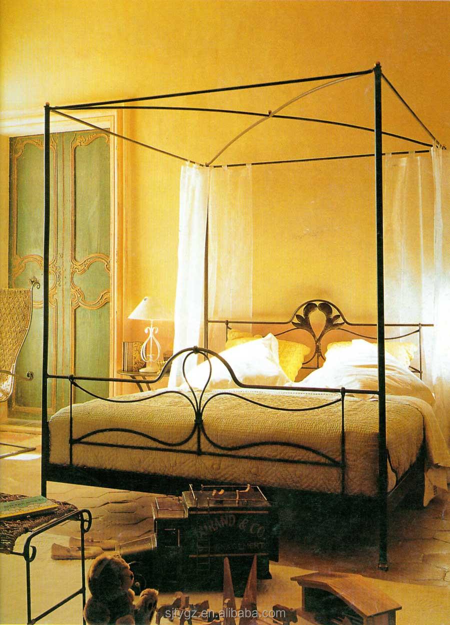 durable metal bed frame