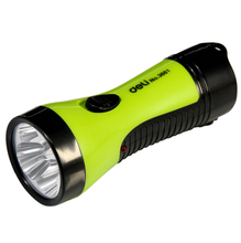 Rechargeable LED flashlight 4 lamp caps light night outdoor led torch flashlight